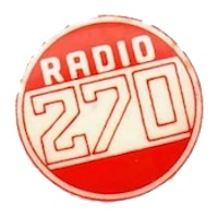 Radio 270 badge